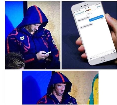 michael phelps meme rustled phelpsface angry michael phelps your meme