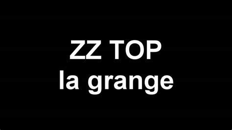 zz top la grange clip zz top la grange backingtrack