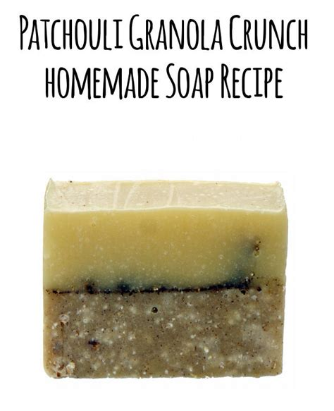printable soap recipes natural homemade patchouli soap recipe with labels