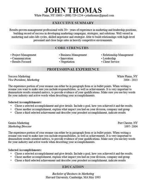 Resume Highlights professional career resume custom resume writing resume