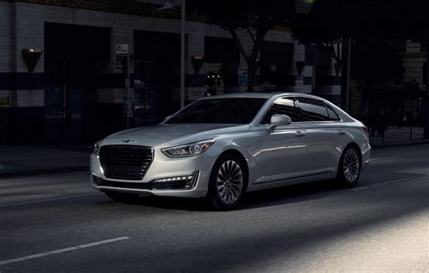 2017 genesis g90 review ratings specs prices and