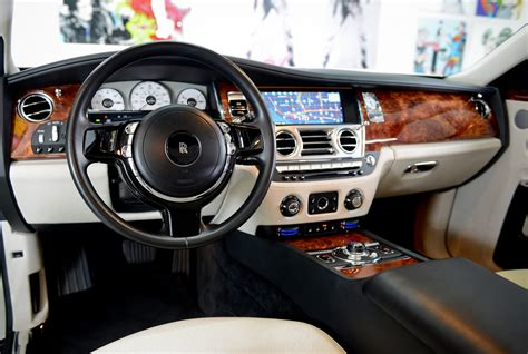 roll royce ghost interior rolls royce ghost interior luxury exotic car rental