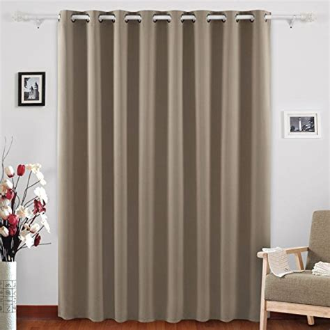 Bedroom Curtains Grommet From Usa Deconovo Blackout Drape Wide Width Grommet
