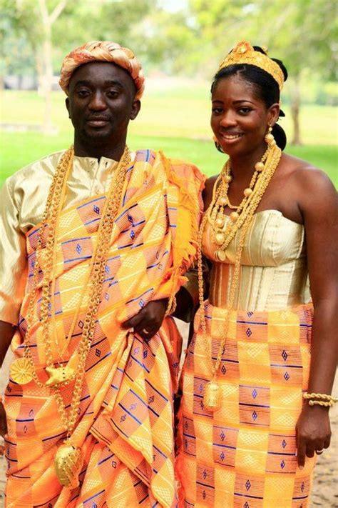 ghana most beautiful afiba wedding traditional wedding ghana ethnic brides pinterest