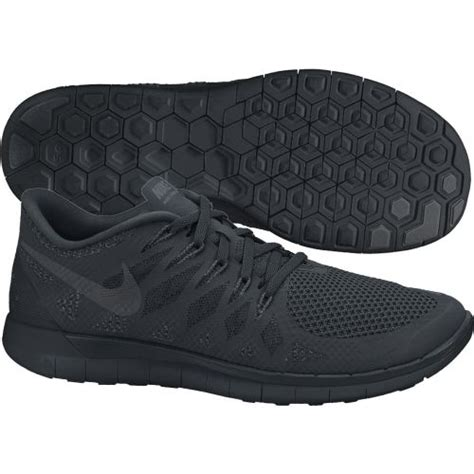 black and white nike running shoes for nike mens free 5 0 running shoes black 642198 020 my