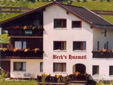 seefeld appartement location appartement 224 seefeld in tirol iha 76322