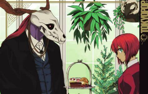 braut des magiers bs die braut des magiers bekommt ein 3 teiliges anime spezial