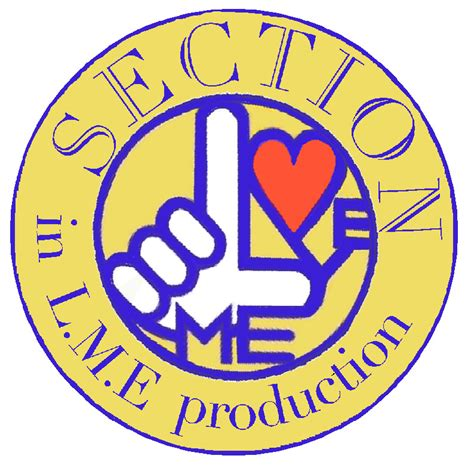 love section love me section logo 1 by japanerd1 on deviantart