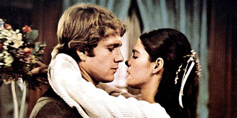 film love now ali macgraw and ryan o neal had huge crushes on each