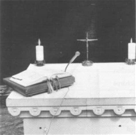 kredenz kirche liturgische ger 228 te