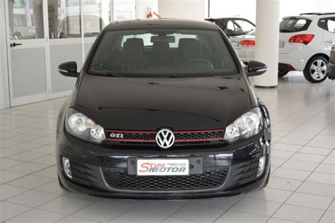 Golf Auto Usata by Vendita Auto Volkswagen Golf 2 0 Tsi 5p Gti Usata