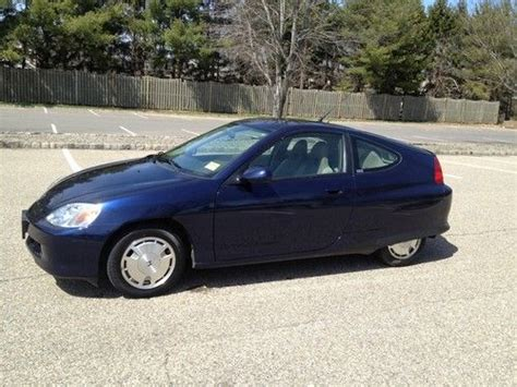 car engine manuals 2005 honda insight parental controls sell used no reserve rare low mileage one owner 5 speed manual 2005 honda insight hybrid in