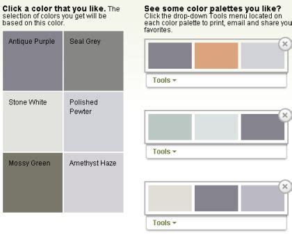 wedding color scheme generator 25 best ideas about color palette generator on