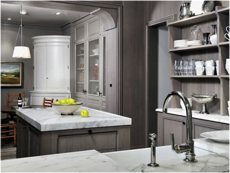gray wash kitchen cabinets shades of gray essence design studios llc
