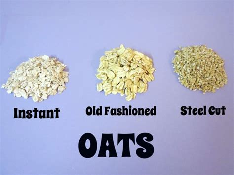 The Difference Between Steel Cut Old Fashioned Quick - steel cut oats irish oatmeal love to be in the kitchen