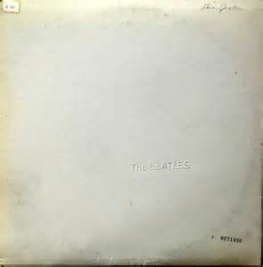 from the stacks the beatles white album with inserts