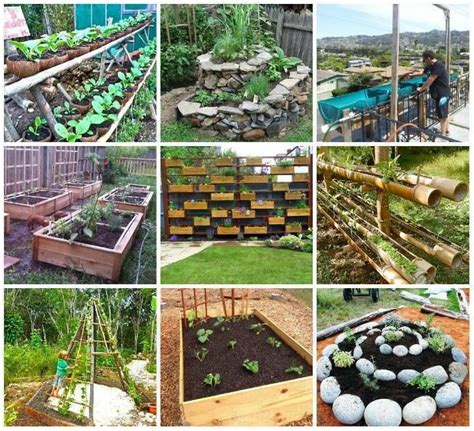 Herb And Vegetable Garden Ideas Herb And Vegetable Garden Ideas Gardening