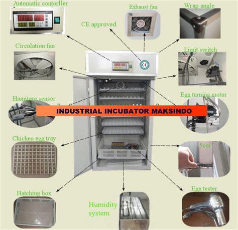 Jual Mesin Penetas Telur Ayam Banjarmasin jual mesin tetas telur industri 264 butir industrial