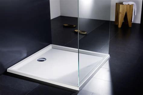 ebenerdige duschwanne d 228 mmung in der aussparrung f 252 r die dusche fingerhaus