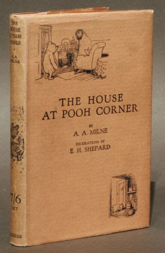 Novel Grafis The House At Pooh Corner A A Milne 119 best images about book covers on joseph