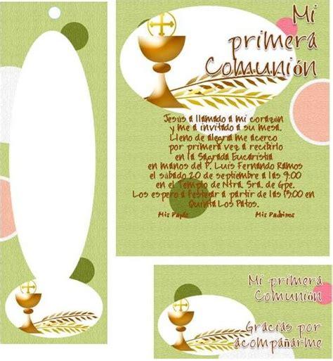 tarjetas de comunion personalizadas para imprimir gratis tarjetas de primera comuni 243 n para imprimir gratis imagui
