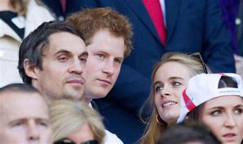 prince harry s girlfriend prince harry and girlfriend cressida are related claim