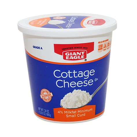 brands of cottage cheese eagle small curd cottage cheese dairy eagle