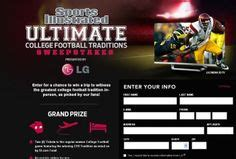 College Sports Giveaways - fandom in college football on pinterest 67 pins