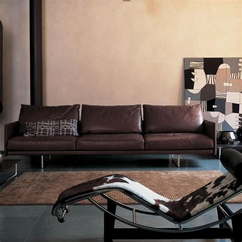 canap駸 cassina toot canap 233 3 places cassina ambientedirect com