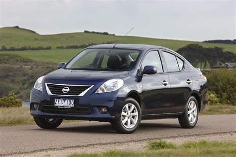 nissan almera 2012 nissan almera australian prices and specifications