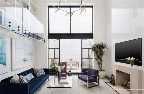 an art collector s 14 5m west village carriage house is this 14 5m west village townhouse survived a designer