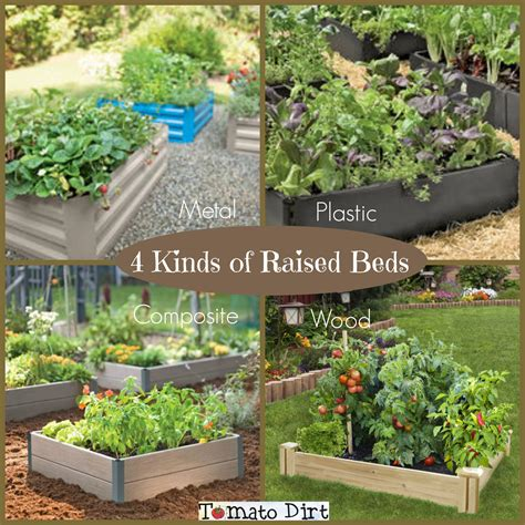 raised garden beds materials how to choose materials for your raised garden bed