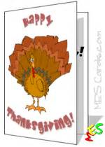 Free Thanksgiving Templates For Greeting Cards by Free Thanksgiving Cards Turkey Illustration Make