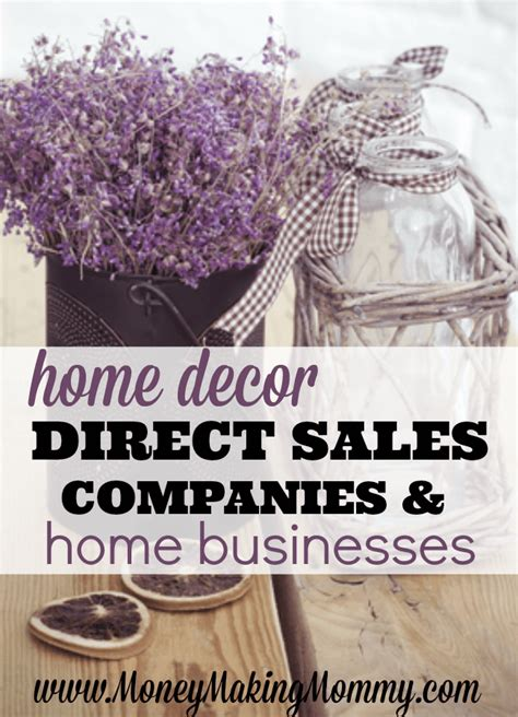 home interior direct sales home decor home business opportunities