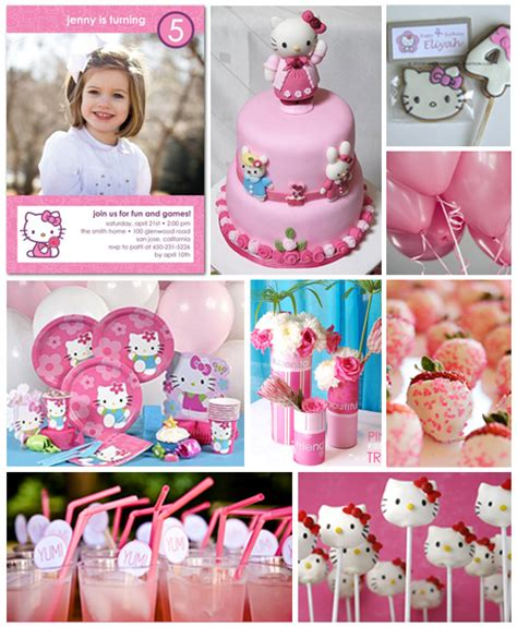 hello kitty themes party hello kity birthday party theme ideas birthday party ideas