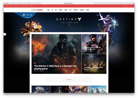 wordpress blog themes gaming more than 20 most popular gamer wordpress themes for game