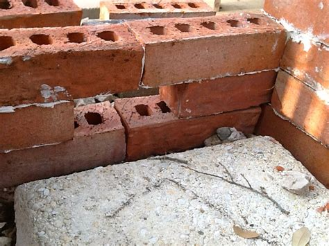 how to build a square brick pit those crafty recycled crafts craft tutorials