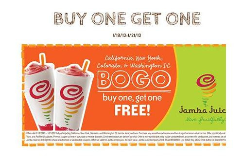 jamba juice breast cancer coupons