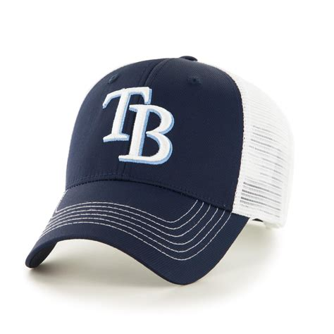 mlb s baseball hat ta bay rays