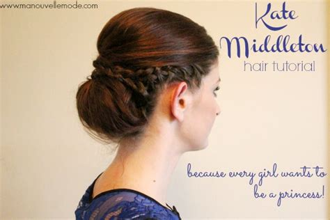 step by step guide to a beauitful hairstyle how to make beautiful diy kate middleton princess