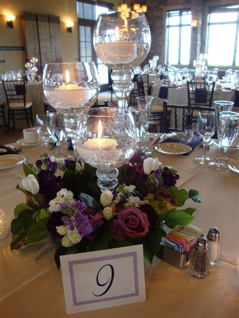 wine glass centerpiece ideas wine glass centerpieces ideas