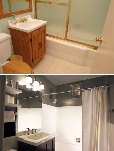 Ideas For Small Guest Bathrooms jetson green bath rehab with new watersense products