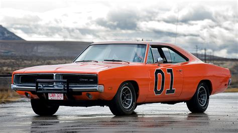 1969 Dodge Charger General Lee Wallpapers & HD Images