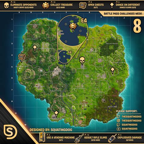fortnite dances list fortnite all floor locations and where to on