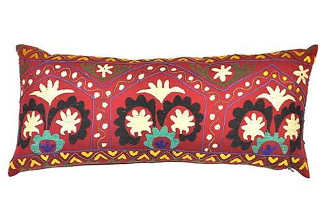 uzbek hand embroidered silk suzani one kings lane 17 best images about bedding like anthropologie on