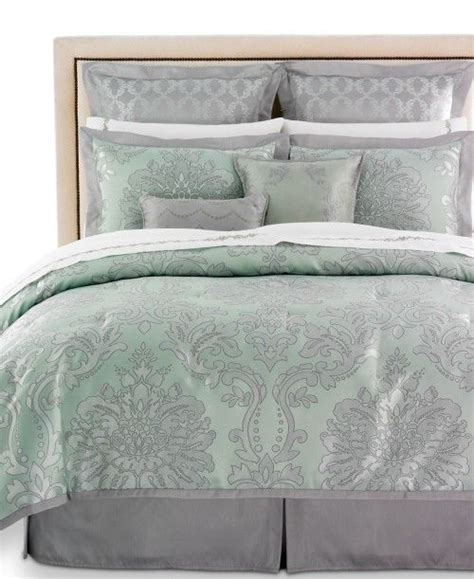24 pc comforter set martha stewart collection regal damask 24 piece queen