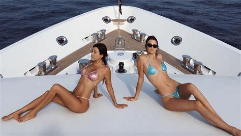 sexy celeb magazine celebrity bikini photos stars kicking off 2017 on a hot