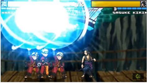 mod game naruto mugen download naruto shippuden era shinobi war v0 6 0 mod apk