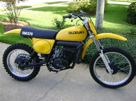 Suzuki Rm370 1976 Rm370a Rm 370 A Original Ahrma For Sale On 2040