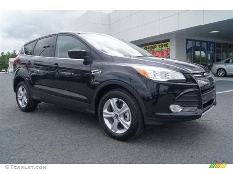 2013 ford escape se tuxedo black metallic 2013 ford escape se 1 6l ecoboost